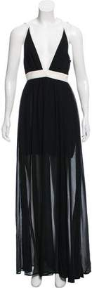 Keepsake Maxi V-Neck Dress