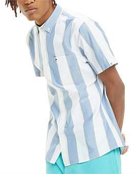 Tommy Jeans Tjm Striped Oxford Shirt