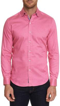 Robert Graham Cotton Stretch Dress Shirt