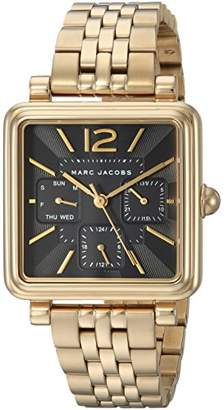 Marc Jacobs Women's 'Vic' Quartz Stainless Steel Casual Watch