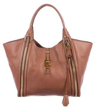 Tom Ford Amber Double Zip Tote