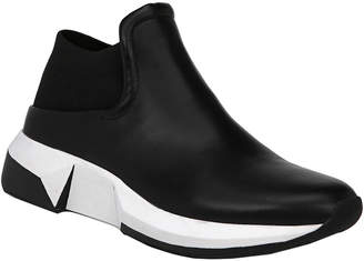 Via Spiga Veila Leather Sneaker