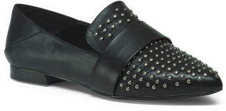 Studded Convertible Loafers