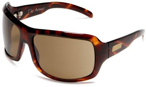 Soda Unisex The Avenue Resin Sunglasses