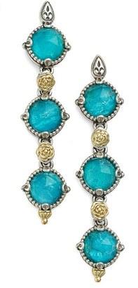 Women's Konstantino 'Iliada' Triple Drop Earrings $770 thestylecure.com