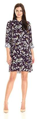 G.H. Bass & Co. Women's Ditsy Floral Dress