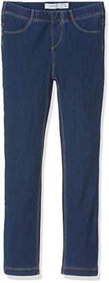 Name It Girl's Nittille Xxsl DNM Legging NMT Noos Trouser,140