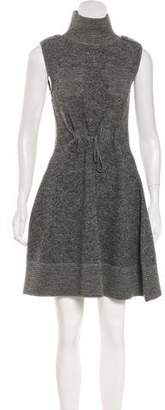 Rachel Zoe Wool A-Line Dress