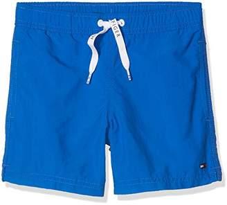 Tommy Hilfiger Boy's Medium Drawstring Swim Shorts, (Manufacturer Size: 4-5)