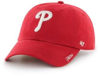 47 Women s Philadelphia Phillies Miata Clean Up Cap ·   957ac4b05b