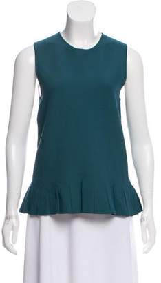 Calvin Klein Collection Wanda Sleeveless Knit Top w/ Tags