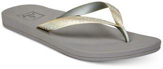 Reef Escape Lux Iridescent Flip-Flop Sandals Women's Shoes