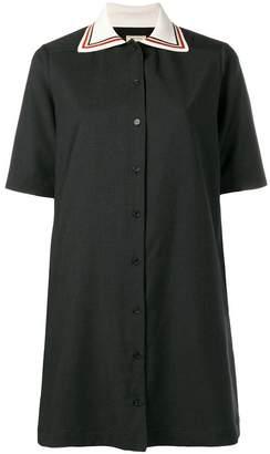 MAISON KITSUNÉ Gabrielle dress