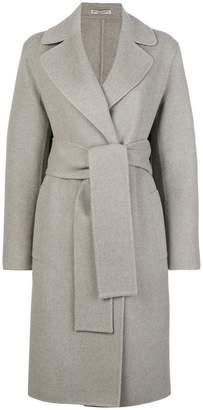 Bottega Veneta wrap coat