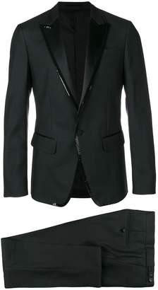 DSQUARED2 sequin-trimmed two-piece suit