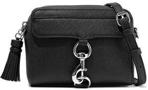 Rebecca Minkoff M.a.b. Tasseled Textured-leather Shoulder Bag