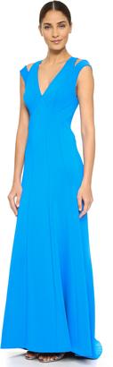 Zac Posen Sleeveless Gown $3,990 thestylecure.com