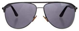 Tom Ford Oversize Polarized Sunglasses