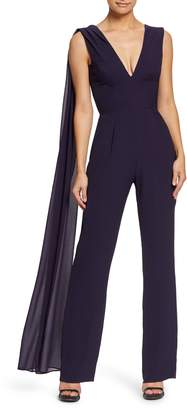 Dress the Population Robbie Drape Jumpsuit