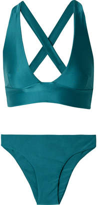 Haight - Convertible Bikini - Blue