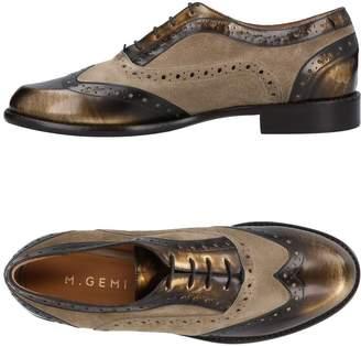 M.Gemi M. GEMI Lace-up shoes