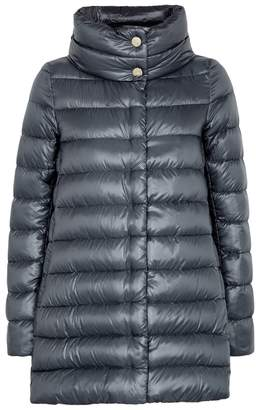 Herno Iconic Amelia Quilted Shell Coat