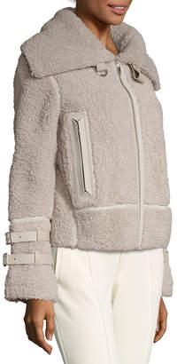 IRO Kerry Lamb Shearling Coat