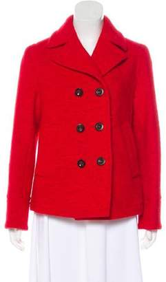 Marc by Marc Jacobs Wool-Blend Short Coat