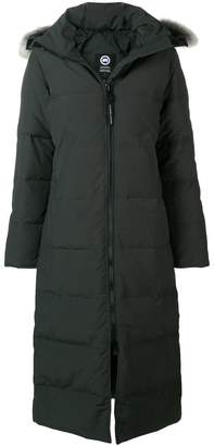 Canada Goose long padded coat
