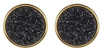 Gorjana Astoria Druzy Large Stud Earrings