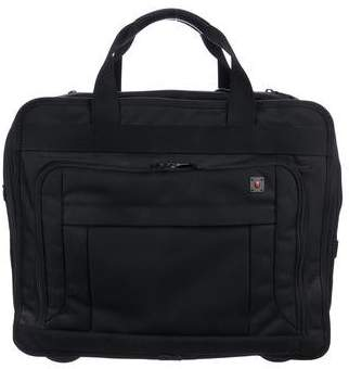Victorinox Woven Rolling Carry-On