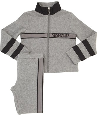 Moncler (モンクレール) - MONCLER コットンスウェットシャツ&パンツ