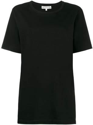 Merz b.Schwanen Merz B. Schwanen Black crewneck t shirt