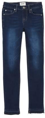Hudson Christa Release Hem Skinny Jeans