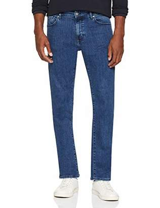 BOSS Men's Maine Bc-p Straight Jeans, (Medium Blue 422), W31/L30