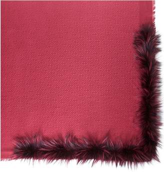 1736d97625 Fendi Pink Scarves & Wraps For Women - ShopStyle Canada