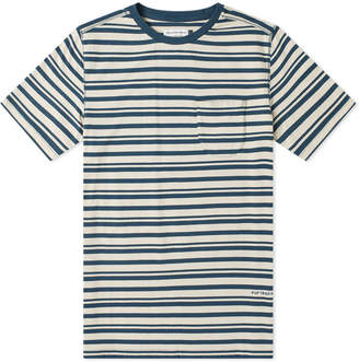 Pop Trading Company Blaine Pocket Stripe Tee