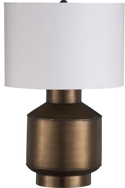 Crate & Barrel Grant Table Lamp