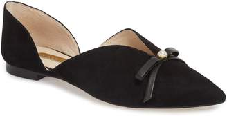Louise et Cie Cly Pointy Toe Flat