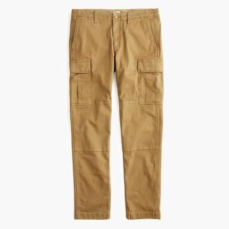 J.Crew 770 Straight-fit stretch cargo pant in garment-dyed herringbone