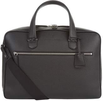 Graf Von Faber Castell Grained Leather Briefcase