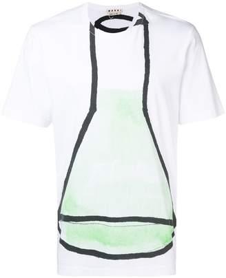 Marni beaker print T-shirt