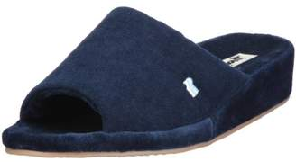 Romika Mens Bologna Slippers Blue Blau (Marine 503) Size: (6 Herren UK)