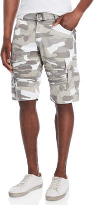 X-Ray X Ray Belted Moto Cargo Shorts