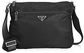 Prada Women's Large Nylon Crossbody Bag