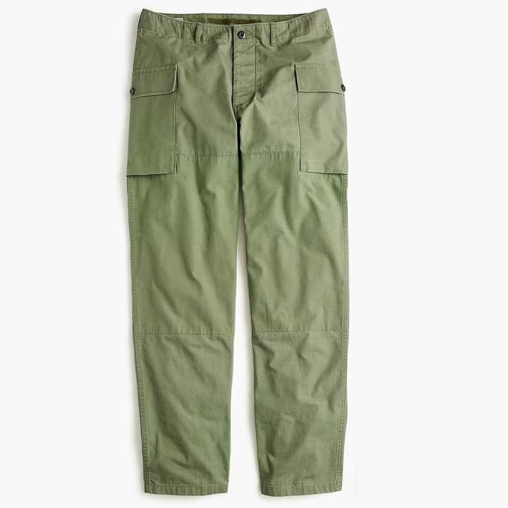 Wallace & Barnes mixed ripstop cargo pant
