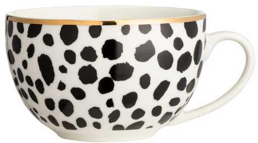 H&M Leopard-print Cup