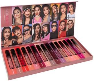 HUDA BEAUTY Demi Matte Cream Lipstick Set