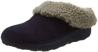 FitFlop Women's Loaff Snug Open Back Slippers,36 EU