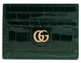 08ef476a Gucci Ophidia Genuine Crocodile Card Case
